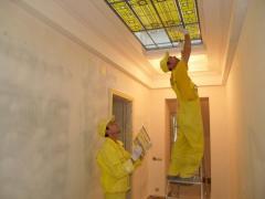 Complex apartment renovation