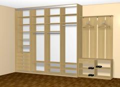 Проектирование корпусной мебели
