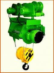 Repair of telfer electric