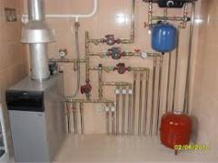 Монтаж котельного і теплотехнічного...