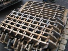 Molding is oven, grid-irons Kharkiv (Ukraine)