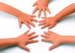 Children's manicure