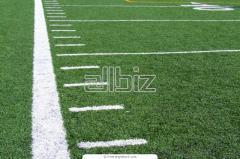 Уход, подготовка, обслуживание спортивных газонов