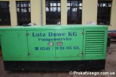 Rent of electric generators 5, 30, 60, 100 of kW,