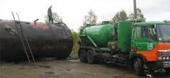 Утилизация отработанных нефтепродуктов, Утилизация и транспортировка нефтесодержащих отходов