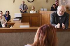 Представительство в суде.
