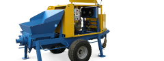 Rent of concrete pumps, rent in Kiev
