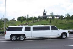 Прокат лимузинов Краматорск