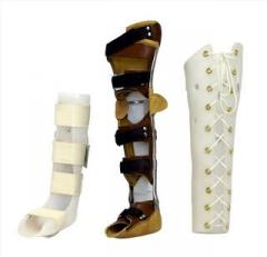 Production of individual orthopedic orthoses,