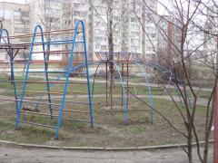 Ремонт детских площадок