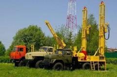 Ekologo-geologichesky researches Vinnytsia