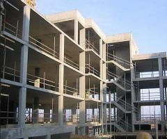 Construction of combined concrete designs in