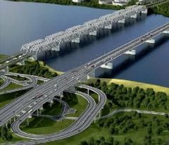 Строительство мостов, путепроводов , переходов в