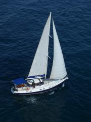 Lease of the yacht and catamaran in Turkey,