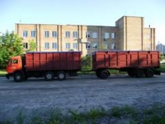 Автоперевозки подсолнечника по Украине