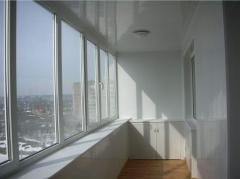 Остекление балконов Ровно