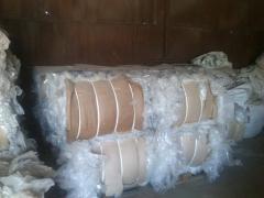 На постоянной основе закупаем отходы полиэтилена высокого давления(пленочные)