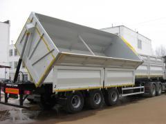 Перевозка зерна. Украина 40т