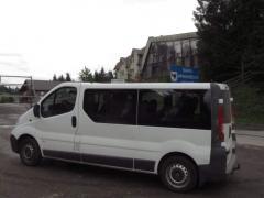 Трансфер до гірськолижних курортів Карпат