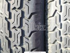 Utilization of the fulfilled tires