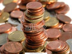 Услуги факторинга с уплатой и финансированием