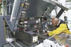 Ремонт и техническое обслуживание литейных машин