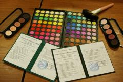 Courses of vizazh - the makeup artist (basic