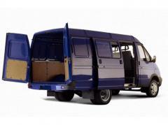 Transport-forwarding services