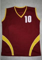 Услуги по пошиву форм баскетбольной, волейбольной