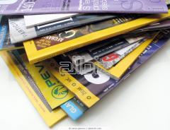 Издание газет, журналов заказать в Украине