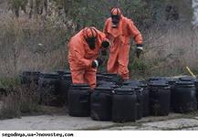 Сбор, транспортировка, хранение опасных отходов