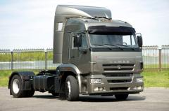 Capital repairs of engines KamAZ and MAZ