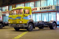 Spare parts for KamAZ 4308,6520 in Kiev and
