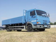 Delivery of repair parts to KAMAZ 4308,