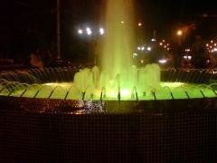 Строительство Светомузыкальных фонтанов, цена, заказать, Украина