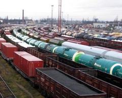 Rail transportation, logistics, Ukraine, CIS,