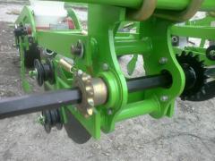 Прокат и аренда сельскохозяйственных машин и оборудования