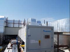 Автоматизация систем холодоснабжения, Украина