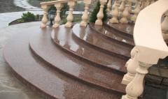 Дизайн архитектурных форм скал, детали монументов и памятников, ступени, подоконники, столешницы, плинтуса, камины, фонтаны, цветники, парапеты, бордюры, брусчатку
