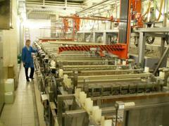 Обслуживание полиграфического технологического оборудования для мокрых процессов производства печатных плат