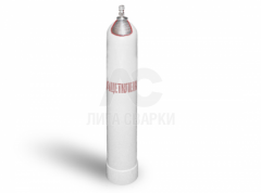 Acetylene sale and delivery of gas in cylinders,