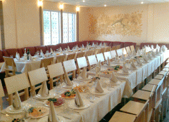 Funeral lunches (Goloseevsky district)