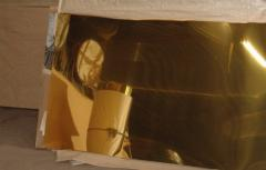 Листи з нержавіючої сталі з покриттям нітридом титану