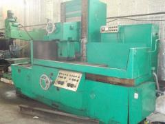 Machine flat and grinding Size of a plate