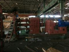 Оборудование для производства резино-техничес