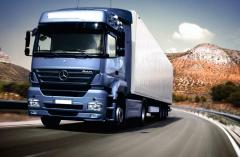 Transports d'automobile internationaux