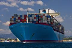 Морские перевозки грузов Одесса цена