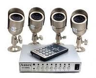 Электромонтажные работы сигнализации и видеонаблюдения