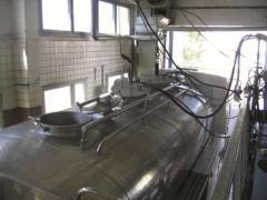 Wash of tanks