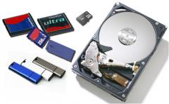 Восстановления информации, даных, файлов в